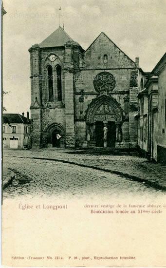 Aisne Longpont