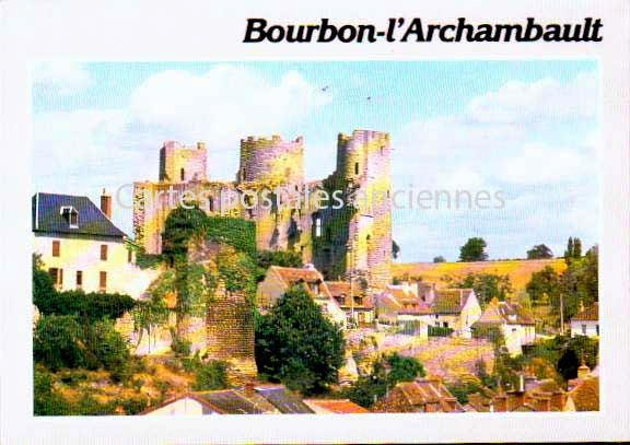Bourbon L Archambault
