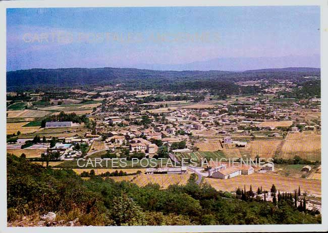 Cartes Postales Anciennes France Alpes de haute provence  St Julien Du Verdon