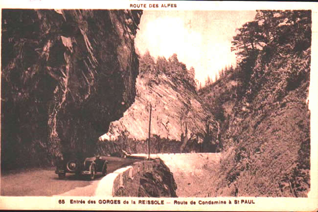 Alpes de haute provence Courmes