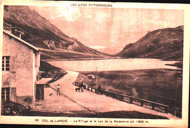 Alpes de haute provence Larche