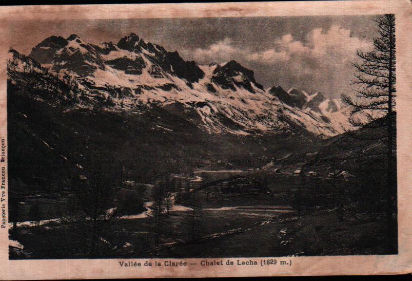 Alpes de haute provence Nevache