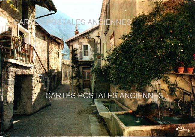 Cartes Postales Anciennes France Hautes alpes  La Beaume