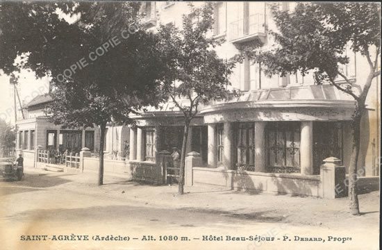Ardèche St Agreve