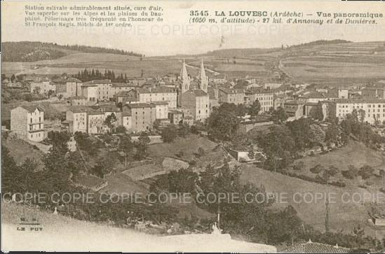 Ardèche Lalouvesc