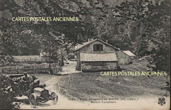 Ardèche Mazan L Abbaye