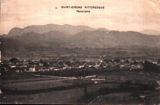 Ariège St Girons