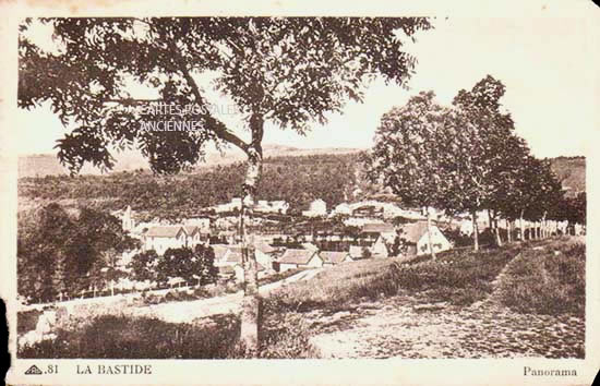 Aveyron  La Bastide Pradines