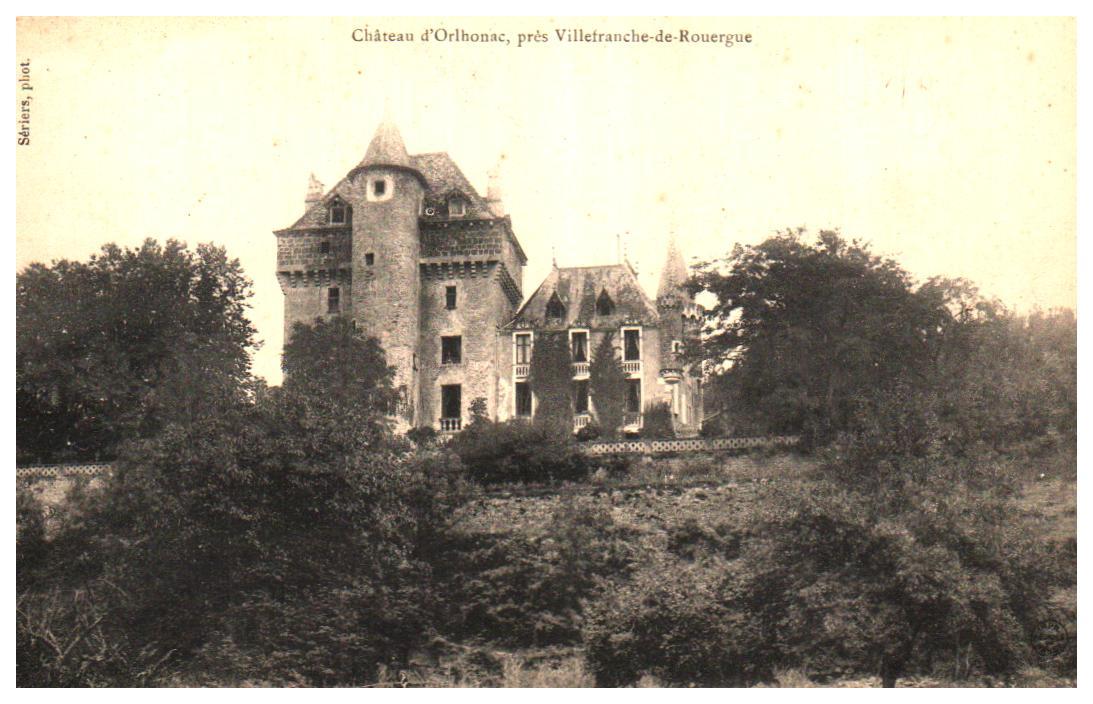 Aveyron La Rouquette