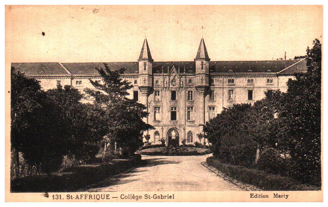 Aveyron St Affrique