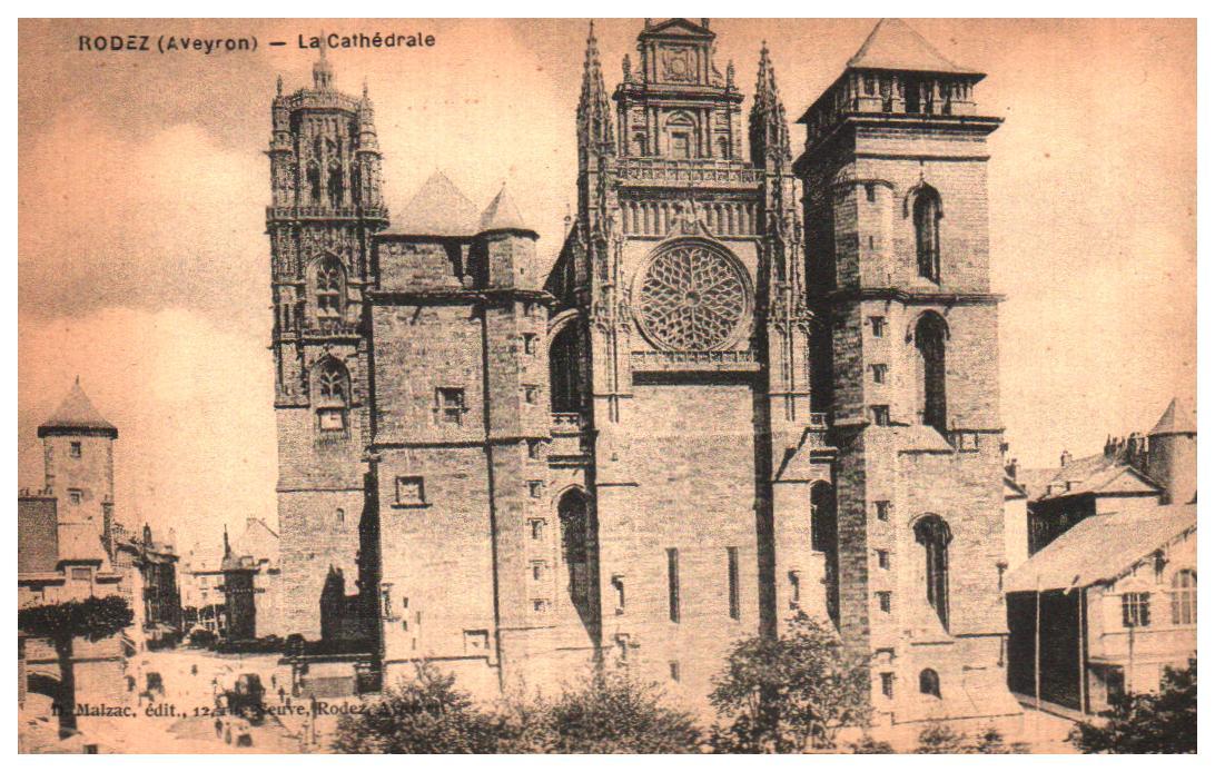 Aveyron Rodez