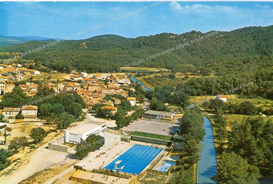 Bouches du rhone La Roque D Antheron