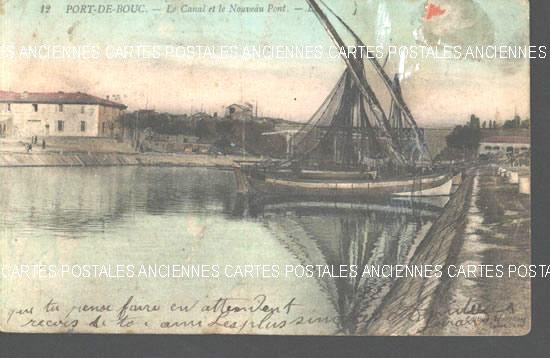 Bouches du rhone Port De Bouc