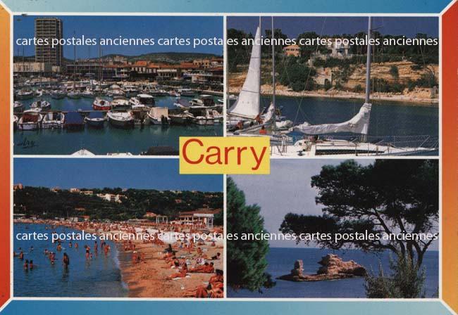 Bouches du rhone Carry Le Rouet