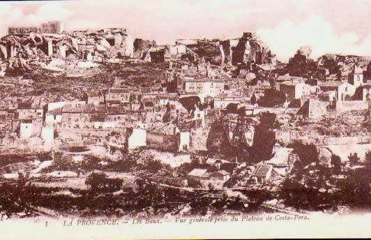 Bouches du rhone Les Baux De Provence