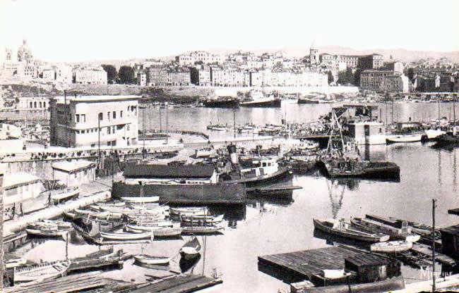 Bouches du rhône Marseille 1er
