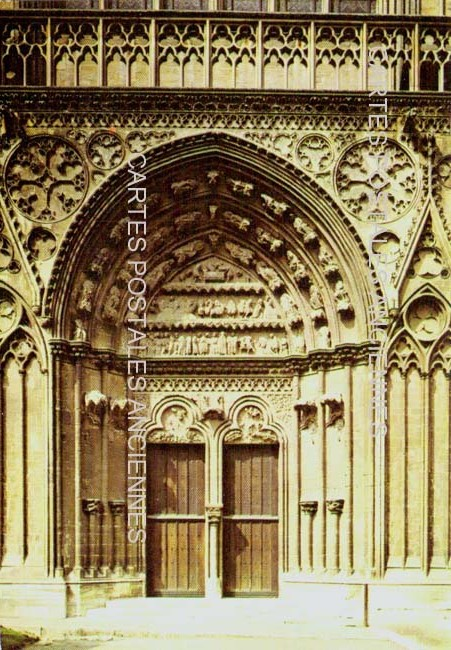 Cartes Postales Anciennes France  Bayeux