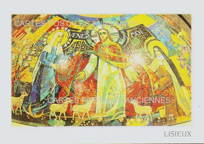 Cartes Postales Anciennes  Lisieux