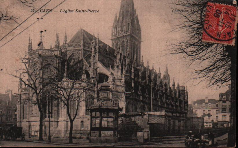 Calvados Caen