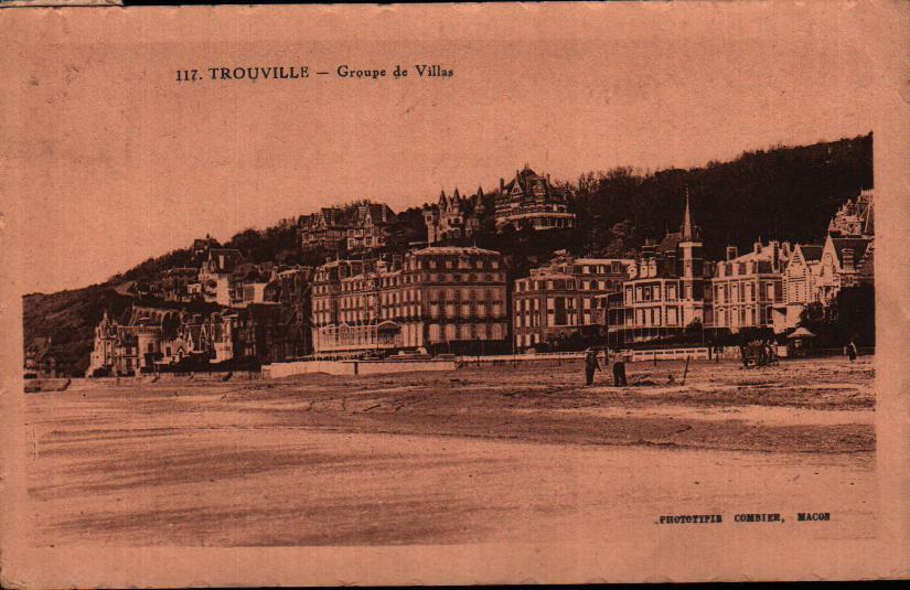 Calvados Trouville Sur Mer