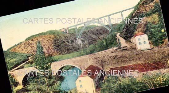 Cartes Postales Anciennes  Ruynes En Margeride