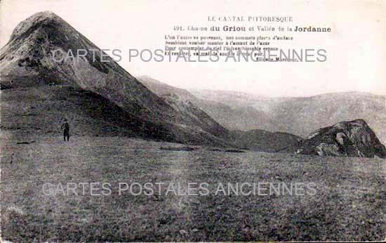 Cartes Postales Anciennes  Albepierre Bredons
