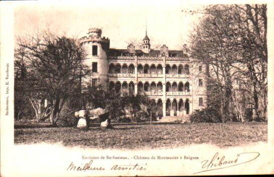 Charente  Baignes Ste Radegonde