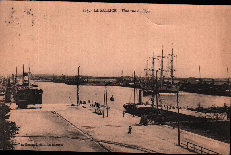 Charente maritime La Pallice