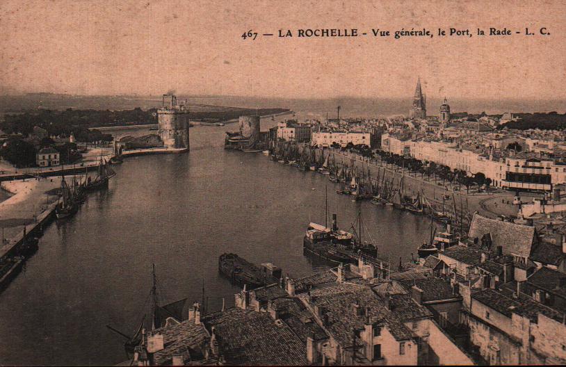 Charente maritime La Rochelle