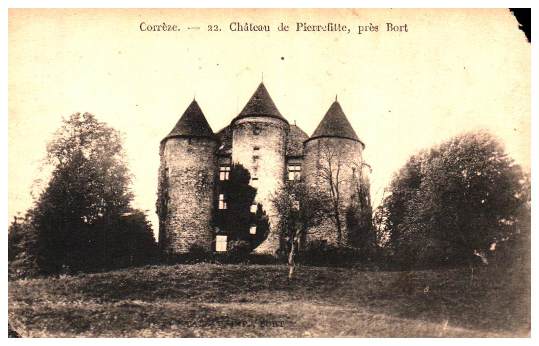 Corrèze Pierrefitte