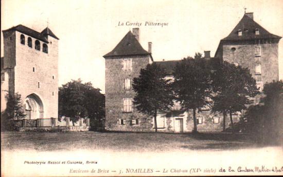 Corrèze Noailles