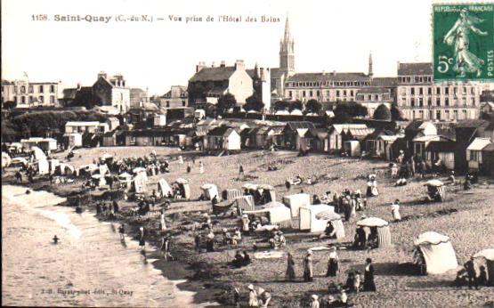 Côtes d'armor St Quay Perros
