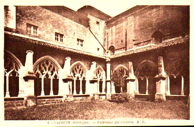 Dordogne Cadouin