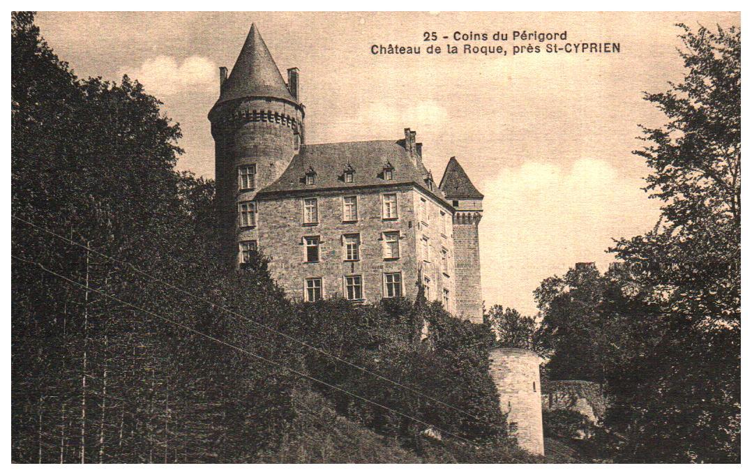 Cartes Postales Anciennes France Dordogne  Meyrals