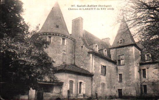 Cartes Postales Anciennes France Dordogne  St Astier