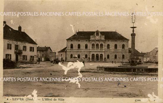 Doubs  Levier