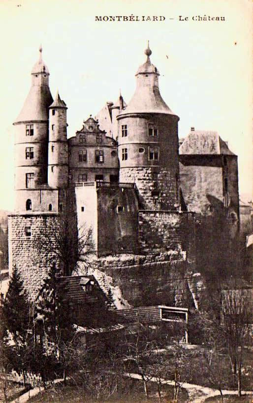 Doubs  Montbeliard
