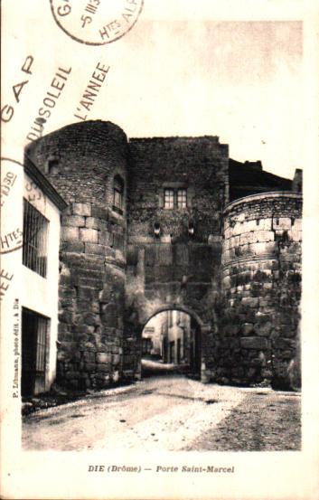 Drôme Die