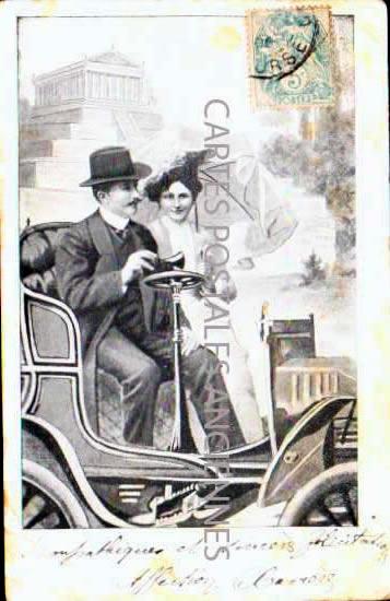 Cartes Postales Anciennes  Sari D Orcino