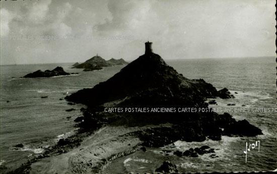Cartes Postales Anciennes  Ajaccio