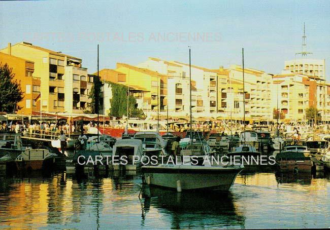 Hérault  Le Cap D Agde
