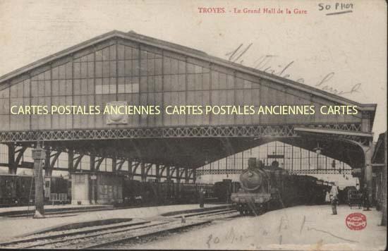 aube  Troyes