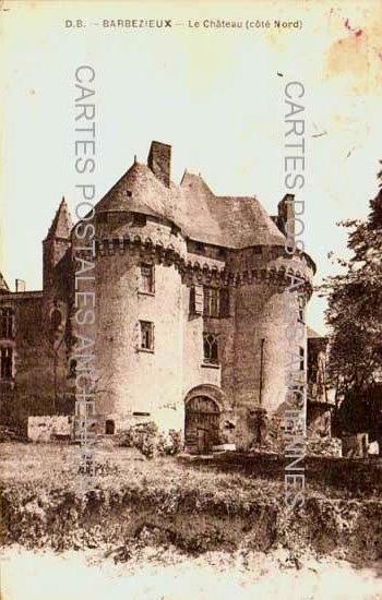 Charente  Barbezieux St Hilaire