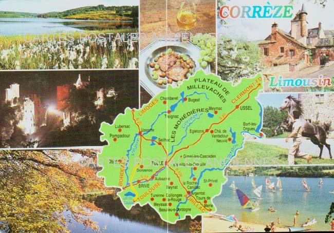 Corrèze  Millevaches
