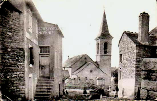 Lozère  St Etienne Du Valdonnez