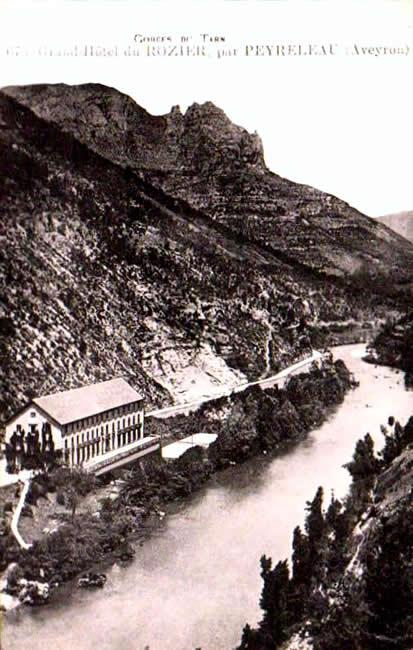 Aveyron  Peyreleau