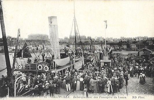 Cartes Postales Anciennes Manche Granville