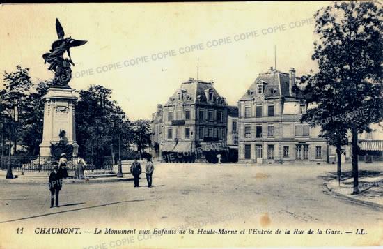 haute marne  Chaumont La Ville