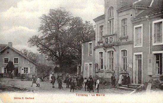 Cartes Postales Anciennes Haute marne Torcenay