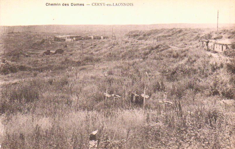 aisne  Cerny En Laonnois